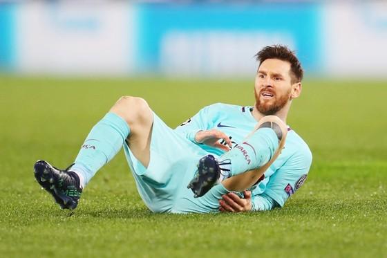 Messi không phải là nguyên nhân chính khiến Barca thất bại. Ảnh: Getty Images