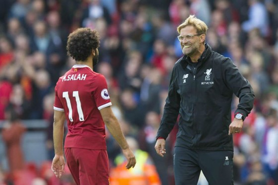 Klopp chắc chắn Salah không rời Liverpool ảnh 1