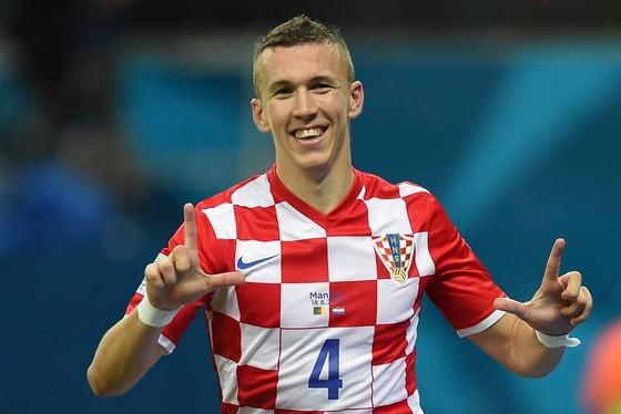 Perisic hứa hẹn sẽ là một trong những ngôi sao lớn nhất ở World Cup 2018. Ảnh: Calcio Mercato