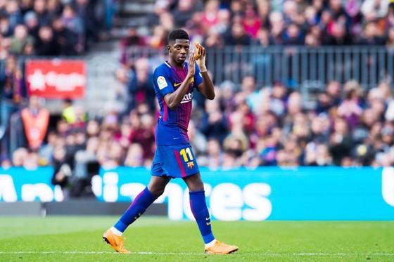 Tính tới hiện tại, Dembele chưa đáp ứng được kỳ vọng. Ảnh: Getty Images
