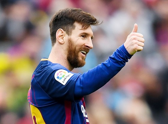 Mercado rất sợ nếu gây ra chấn thương cho Messi. Ảnh: Getty Images