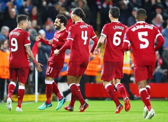 Vùi dập Roma, Salah mở đường cho Liverpool vào chung kết ảnh 1