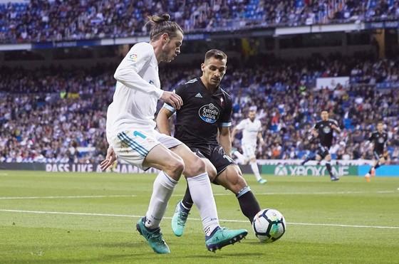 Bale góp công lớn trong đại thắng Celta. Ảnh: Getty Images