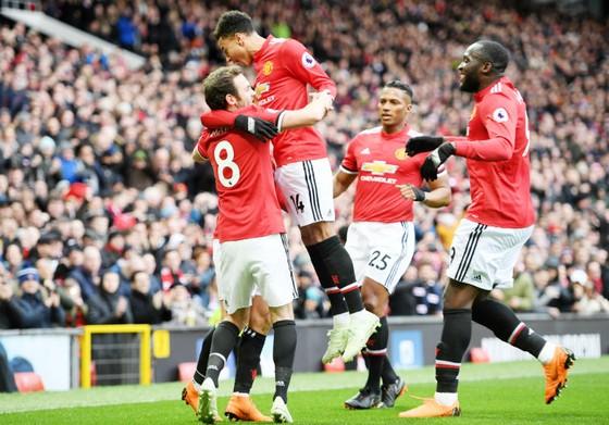 Man.United vẫn cho thấy sức hút hình ảnh rất lớn của mình. Ảnh: Getty Images