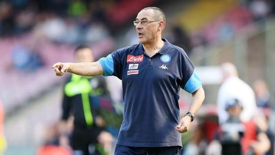 Maurizio Sarri đã thật sự đạt được thỏa thuận với Chelsea? Ảnh: Getty Images