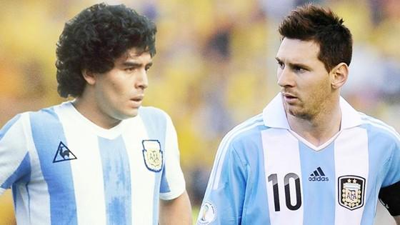 Theo Crespo, không nên so sánh sự xuất sắc giữa Messi và Maradona.