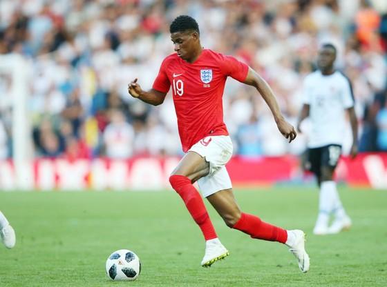 Các cầu thủ trẻ như Marcus Rashford thay nhau tỏa sáng cùng tuyển Anh. Ảnh: Getty Images