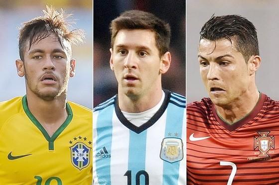 Ronaldo được hứa hẹn sẽ có lượng người truy cập nhiều nhất tại World Cup để biết thông tin, hơn cả Neymar và Messi.