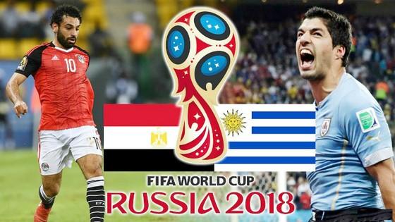 Salah sẽ đối đầu với Suarez trong cuộc chiến cam go.