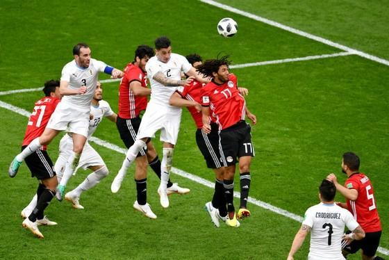 Ai Cập - Uruguay 0-1: Không Salah, Ai Cập thua trận mở màn ảnh 2