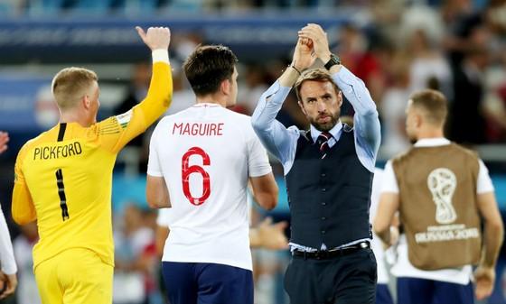 Thầy trò HLV Gareth Southgate đã hài lòng quá sớm? Ảnh: Getty Images