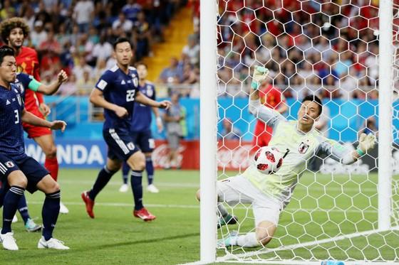 """Bỉ - Nhật Bản 3-2: Vàng rơi phút chót, tiếc cho """"Samurai xanh"""" ảnh 1"""