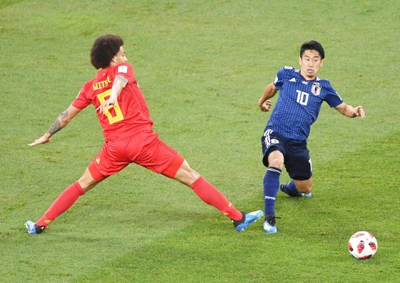 Chật vật trước Nhật, Bỉ đừng mơ vô địch ảnh 1