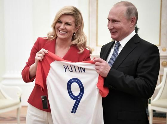 """Tổng thống Croatia: """"Dù thế nào chăng nữa, chúng tôi vẫn là nhà vô địch"""" ảnh 2"""