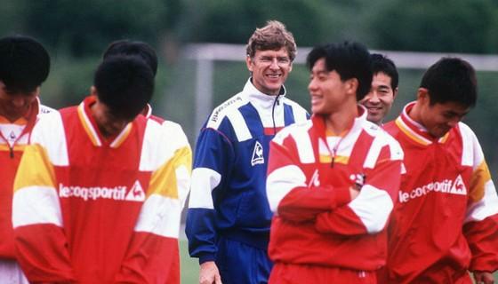 Wenger có khả năng trở thành HLV của tuyển Nhật Bản ảnh 1