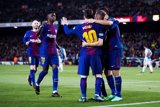 Hàng công Barca sẽ đa dạng hơn rất nhiều vào mùa tới. Ảnh: Getty Images