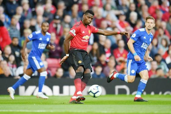 Đội trưởng Paul Pogba ghi bàn mở tỷ số. Ảnh: Getty Images