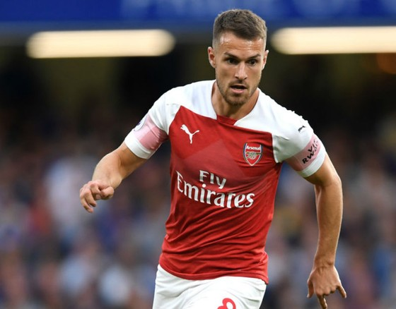 Aaron Ramsey sẵn sàng rời Arsenal? Ảnh: Getty Images