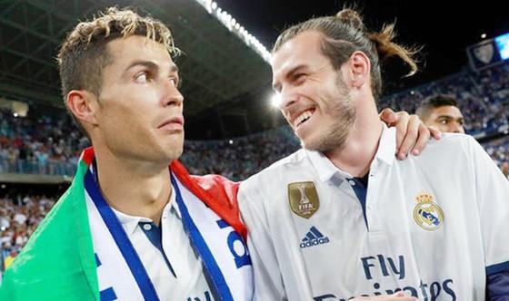 Bale liệu có gặp áp lực khi không còn Ronaldo? Ảnh: Getty Images