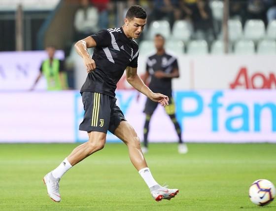 Ronaldo không góp mặt cùng tuyển Bồ Đào Nha. Ảnh Getty Images.