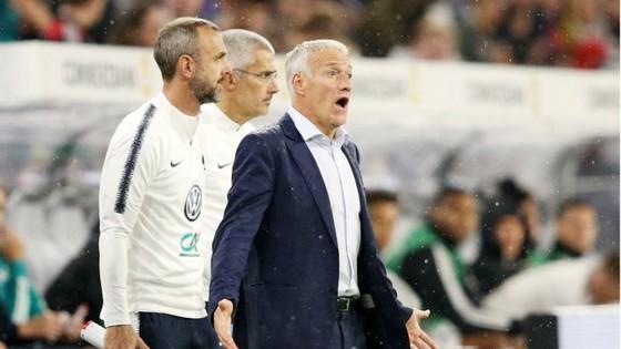 """UEFA Nations League: Đức - Pháp 0-0: Tung siêu đội hình, Pháp may mắn """"thoát chết"""" ảnh 1"""