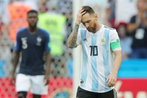 Lionel Messi đang cần thời gian để đưa ra quyết định. Ảnh: Getty Images