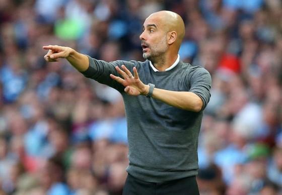 Pep Guardiola nhiều lần khẳng định sẽ không làm việc đỉnh cao quá lâu. Ảnh: Getty Images