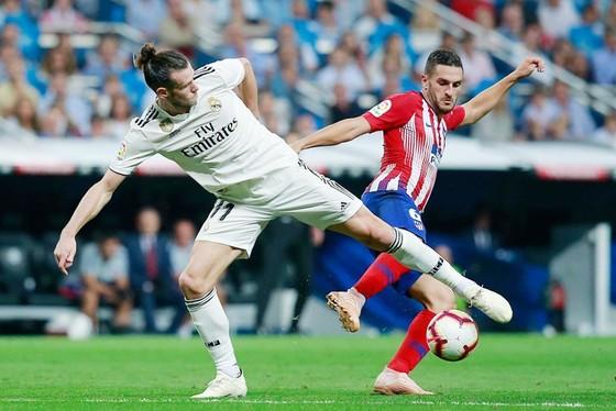 Real - Atletico 0-0: Cái khó từ Bale và nỗi nhớ Ronaldo ảnh 1