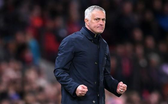 Mourinho tiết lộ về lời hứa trong phòng thay đồ ảnh 1