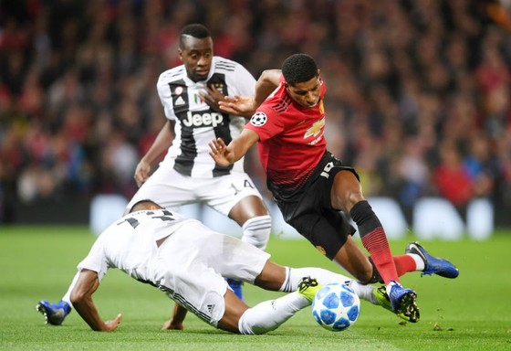 Man.United - Juventus 0-1: Ronaldo lại thắng khi trở về Old Trafford ảnh 1