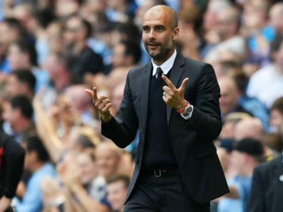 """Nỗ lực làm """"vua châu Âu"""" của Pep Guardiola và Man.City liệu sẽ bị gián đoạn? Ảnh: Getty Images"""