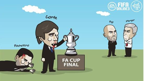 Bán kết FA Cup: Khẳng định đẳng cấp