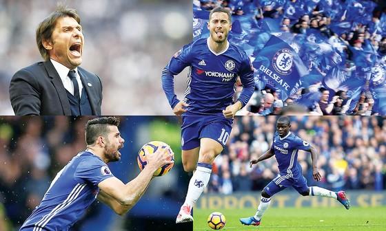 HLV Conte thành công ở Chelsea nhờ biết cách khơi gợi  sự tự tin đối với các ngôi sao tưởng chừng đã hết thời