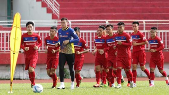 Tuyển Việt Nam đã được tập trung để chuẩn bị tiếp đón đội tuyển Jordan tại vòng loại Asian Cup 2019