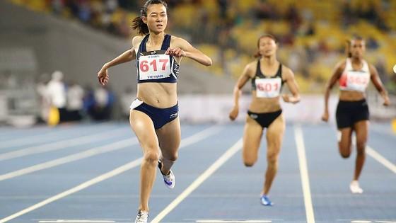 Thành quả Tú Chinh (617) đạt được tại SEA Games 29 cho thấy sự đầu tư đúng hướng  từ ngành thể dục thể thao           Ảnh: DŨNG PHƯƠNG