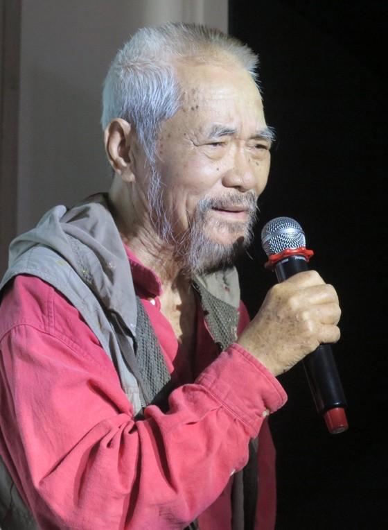 Nhà thơ Phan Vũ: Thơ cũng như phận người ảnh 1