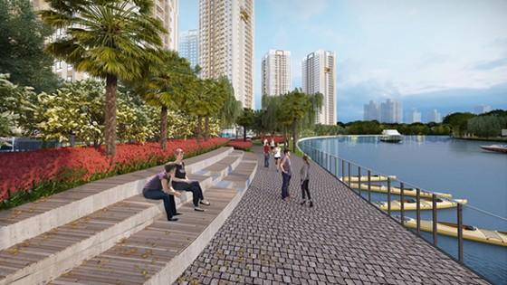 Dự án cận thủy nâng tầm giá trị bất động sản khu Đông Thành phố ảnh 1