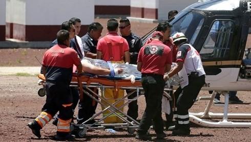 Nổ nhà máy pháo hoa tại Mexico, hàng chục người thiệt mạng  ảnh 1