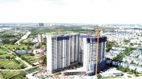 Hòa Bình khởi công giai đoạn 3 dự án Celadon City trị giá gần 660 tỷ đồng ảnh 2