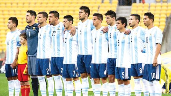 Cọ xát với đối thủ mạnh như Argentina - cơ hội bổ ích  cho U.20 Việt Nam