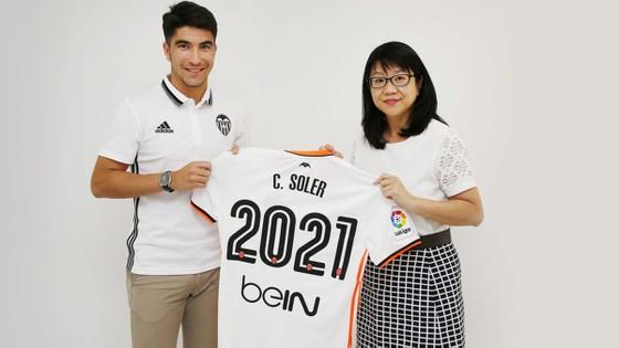 Valencia Xây tương lai từ Soler ảnh 1