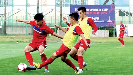 Đội tuyển U.20 Việt Nam sẽ thi đấu với niềm tự hào  quyết tâm cao nhất