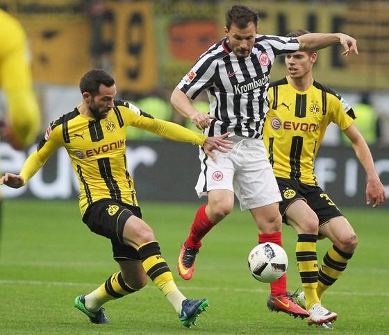 Chung kết: Frankfurt - Dortmund, 1 giờ ngày 28-5: Bẻ cánh Đại bàng ảnh 1