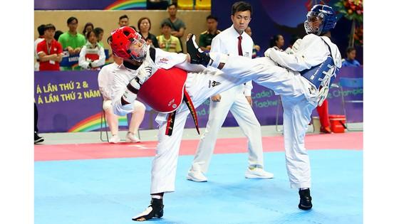 Từ giải vô địch taekwondo thiếu niên châu Á lần 2-2017: Cần đổi mới đầu tư cho tuyến trẻ ảnh 1