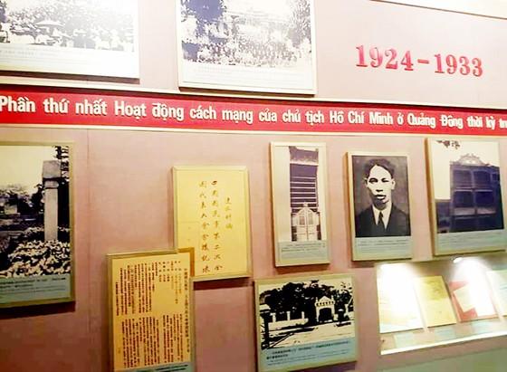 Phong cách đặc biệt của Chủ tịch Hồ Chí Minh ảnh 1