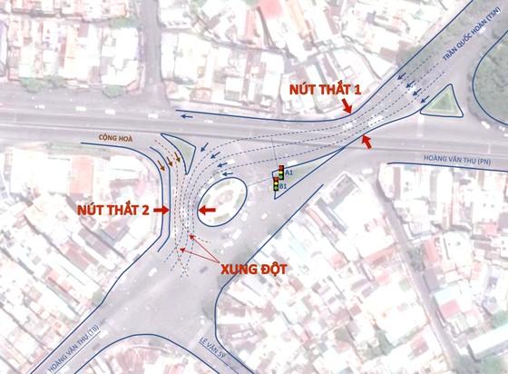 Giải pháp giao thông khu vực sân bay Tân Sơn Nhất ảnh 3