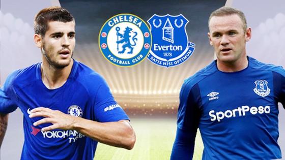 Chelsea – Everton: Màu xanh nào?