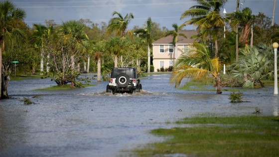 Florida tan hoang sau bão Irma ảnh 18