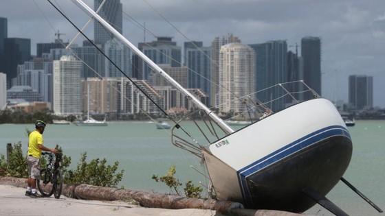 Florida tan hoang sau bão Irma ảnh 12
