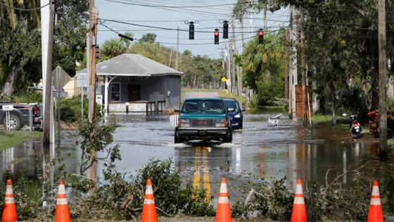 Florida tan hoang sau bão Irma ảnh 15